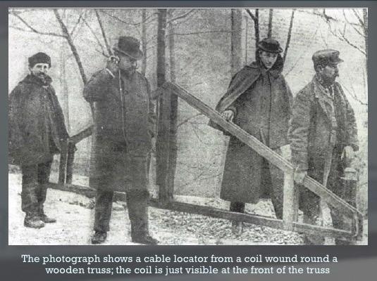 Kabelsoking 1910