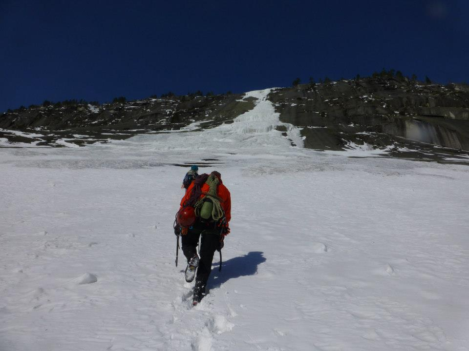 Isklatring i Valle