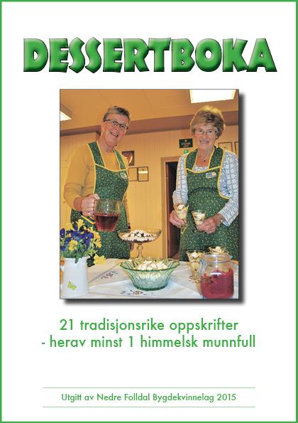Dessertboka