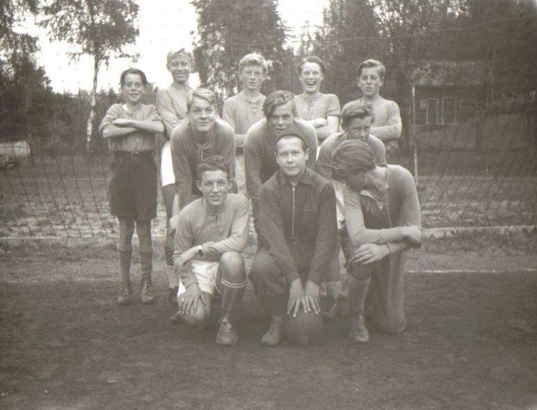Tåsen fotball 1946