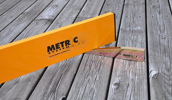 Metric system + kile