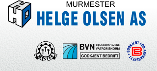 Murmester Helge Olsen AS
