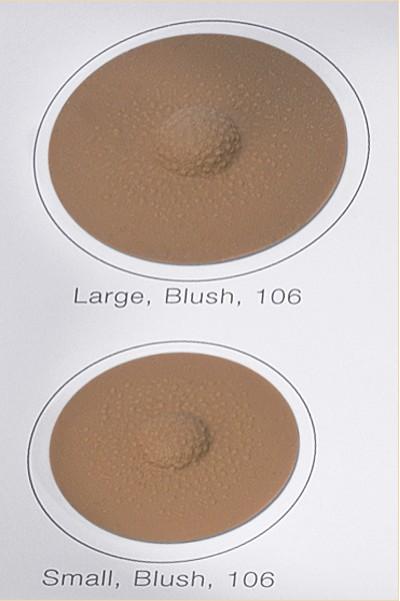 brystvorte brun