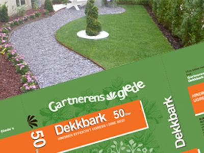 98f37fb7a Hjemmelaget blomsterkasse: Blomsterkroken bark