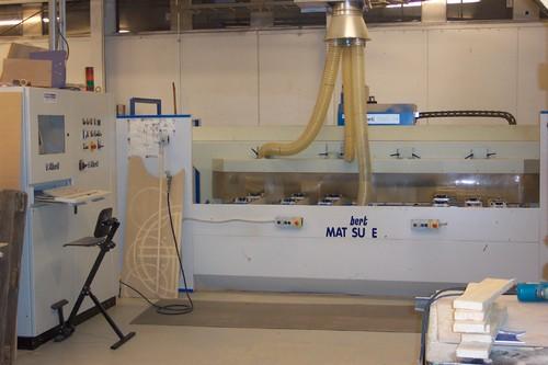Alberti Format 90 CNC fres