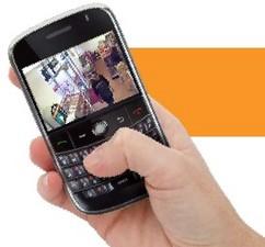 De fleste vanlige mobiler kan brukes