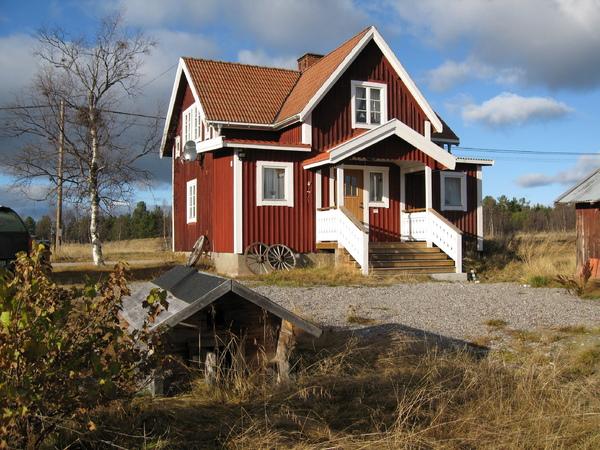 Gamla gården på Storbo