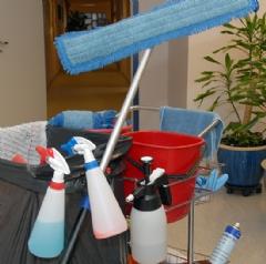 Daglig renhold