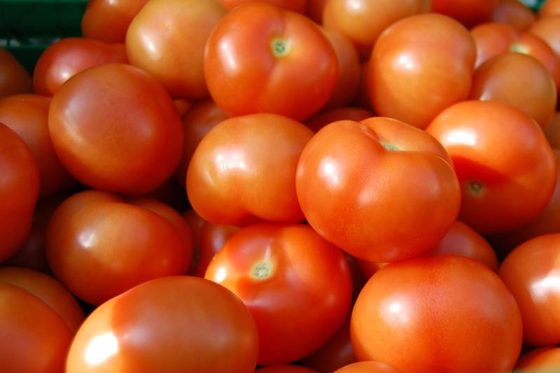 Runde tomater