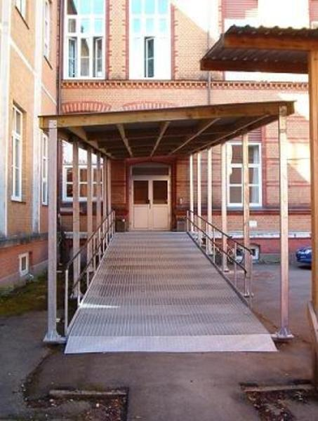 HC, Senge Rampe Ullevål Sykehus, Fire Safe AS