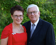 Our Pastor and his wife