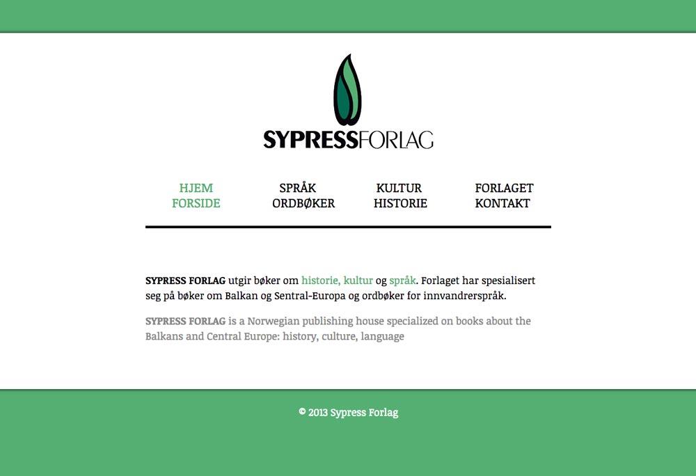 Sypress