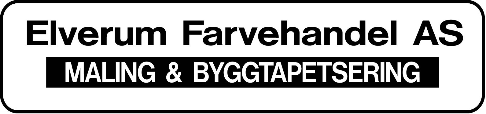 Elverum Farvehandel AS