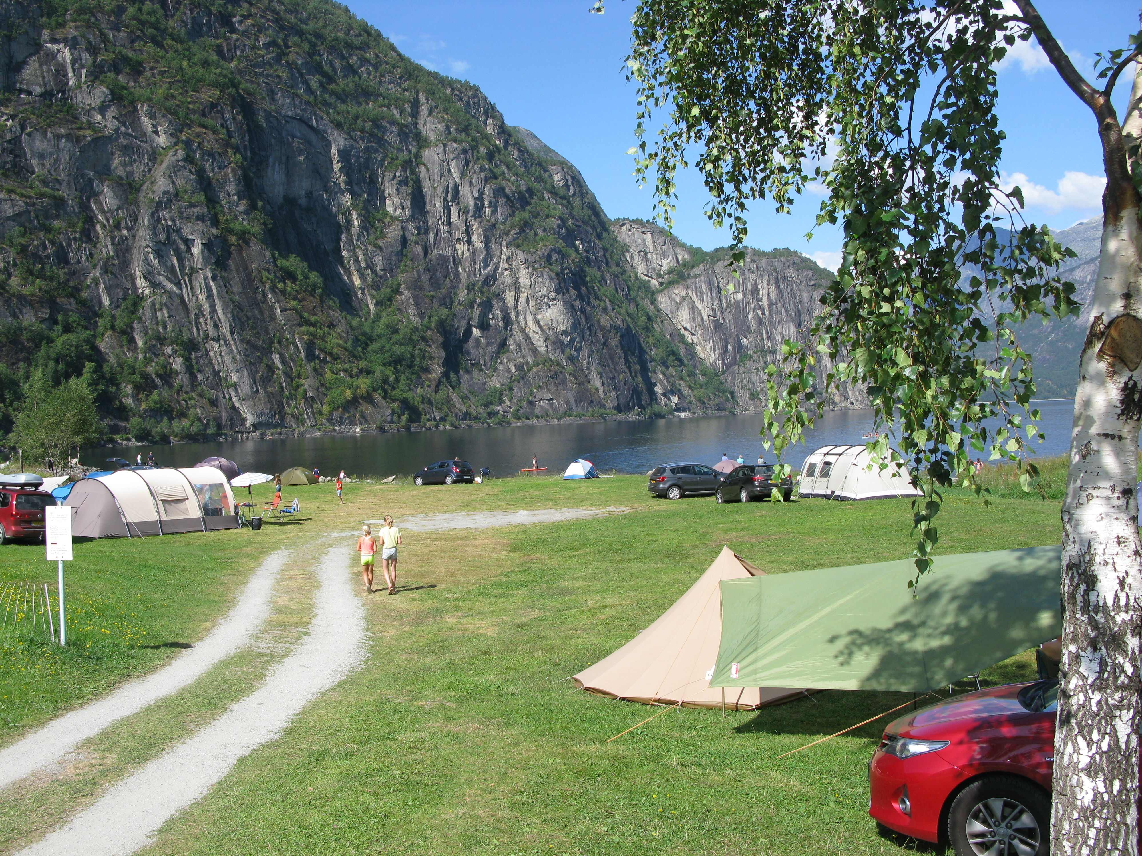 S�b� Camping