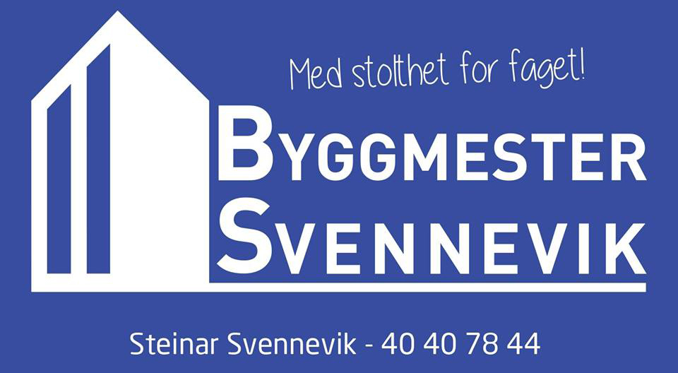 Byggmester Svennevik AS