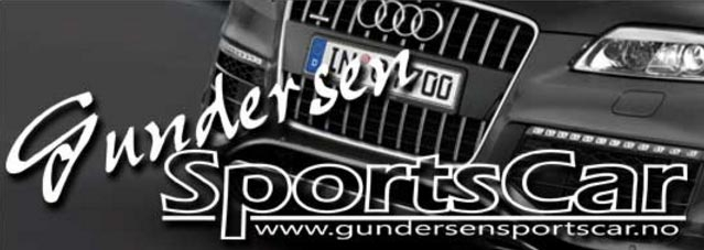 Referanse: Gundersen Sportscar AS