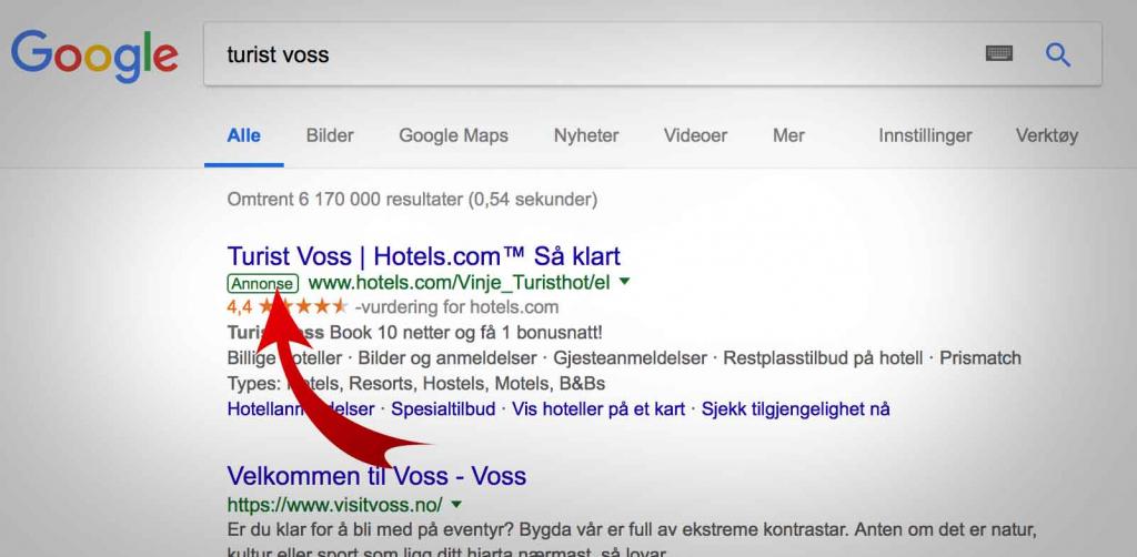 ad2e6e95 Rabatt på din første Google-annonse | Mekke Media, nettsider ...