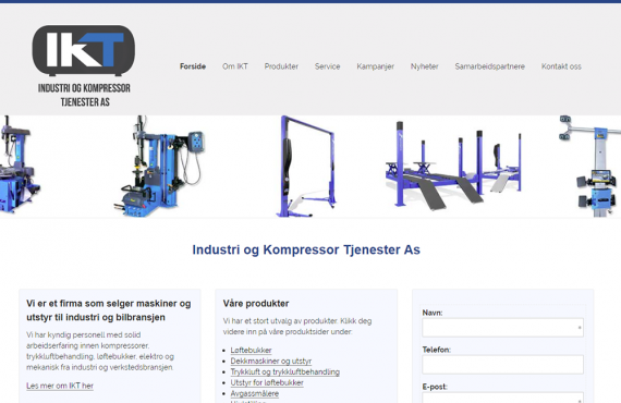 Industri og Kompressor Tjenester AS