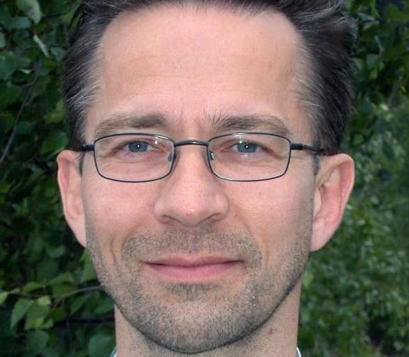 John Lilleborge, leder KiO
