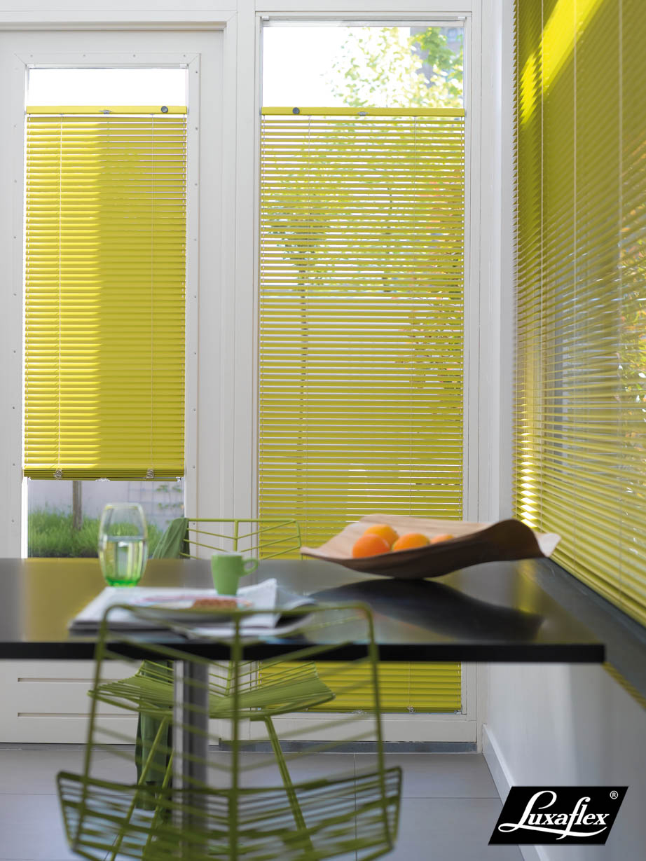 gule persienner