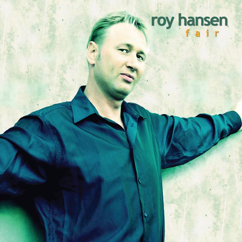 Platecover til Roy Hansen - Fair