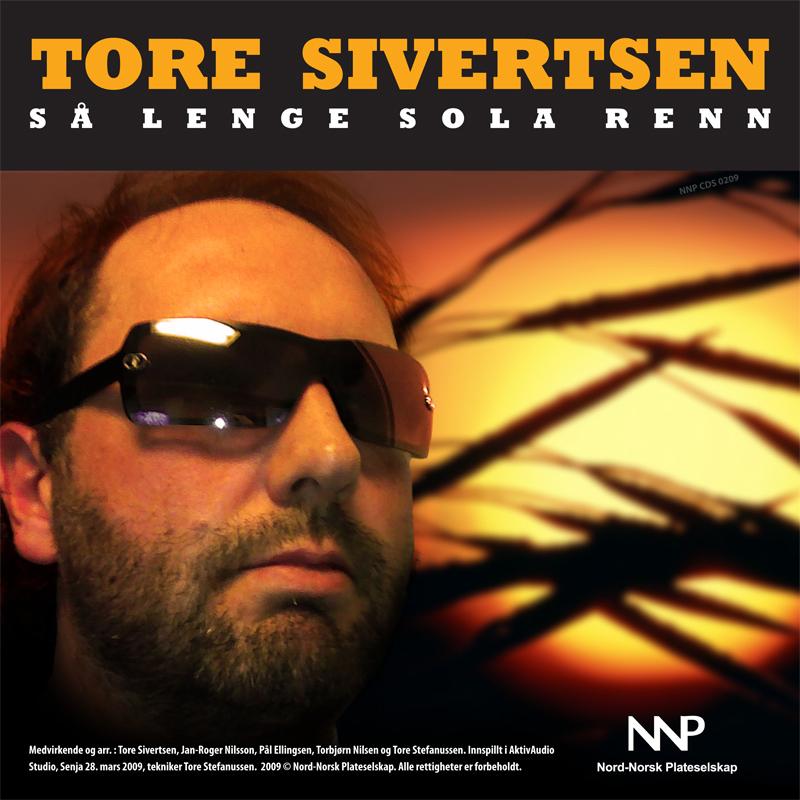 Platecover til Tore Sivertsen - Så lenge sola renn