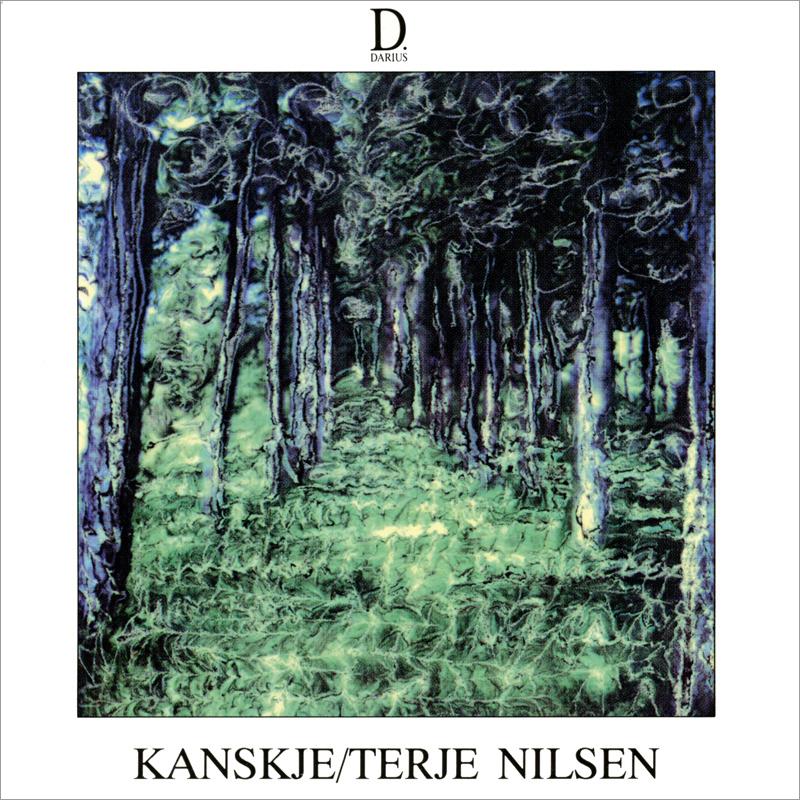 Platecover til Terje Nilsen - Kanskje