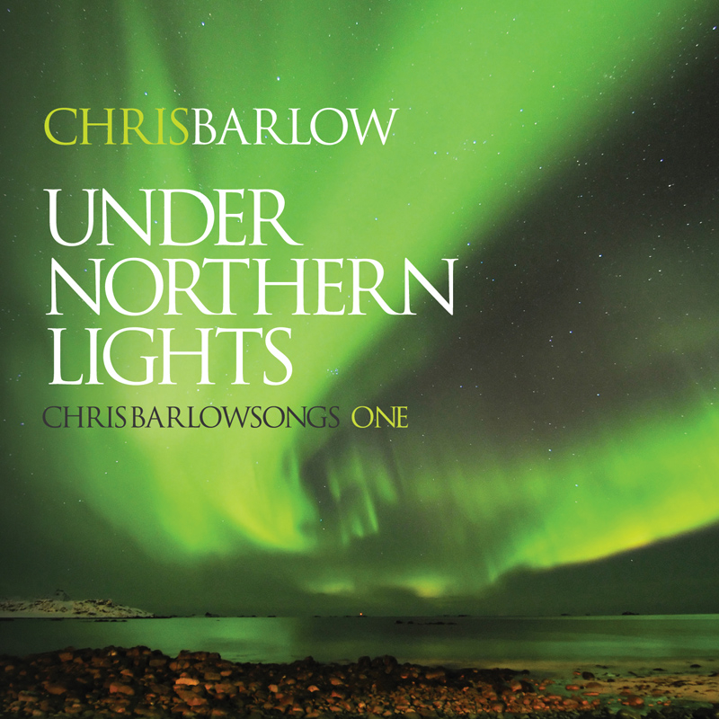 Platecover til Chris Barlow - Under Northern Lights