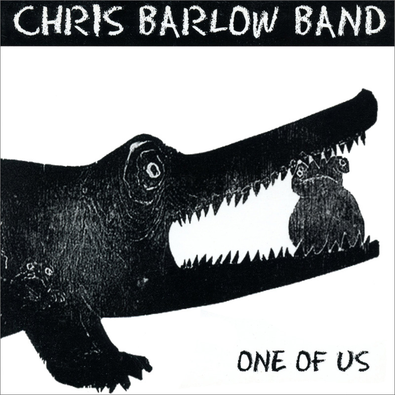 Platecover til Chris Barlow Band - One of us