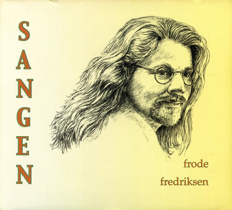 Platecover til Frode Fredriksen - Sangen