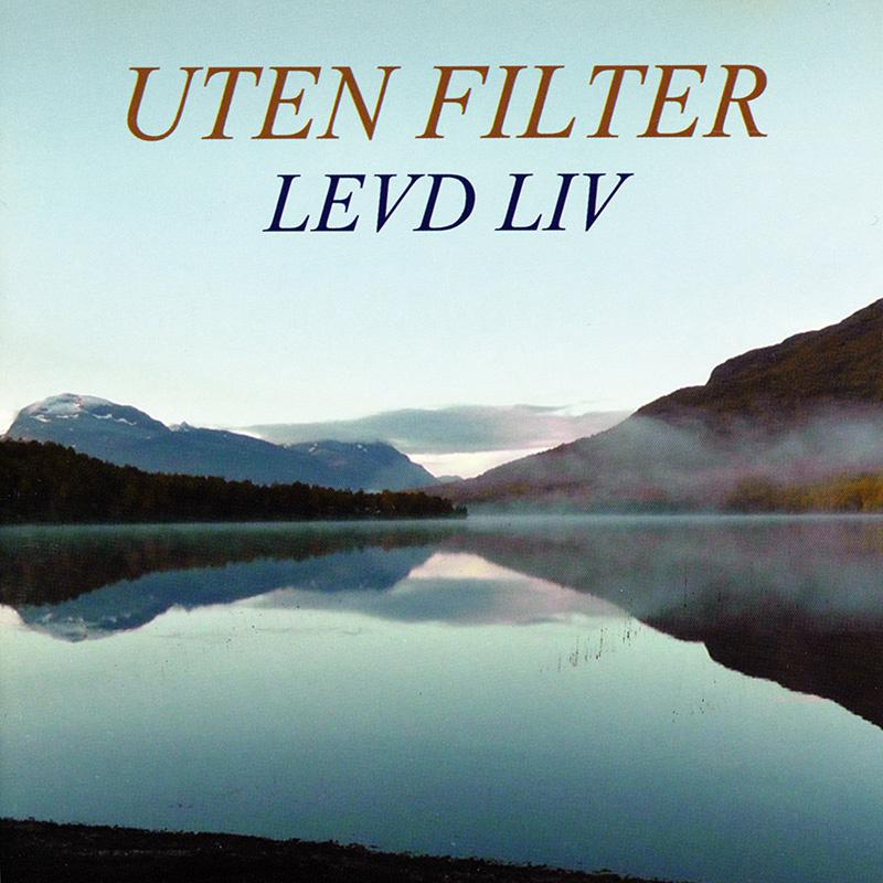 Platecover til Uten filter - Levd liv