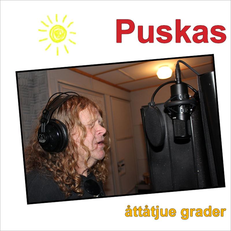 Platecover til Puskas - Åttåtjue grader