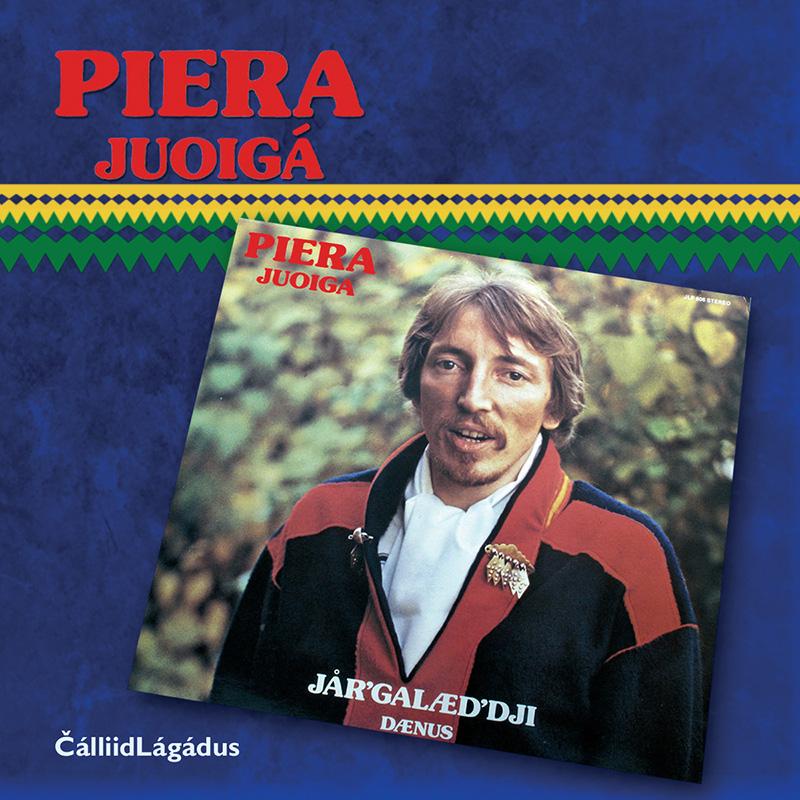 Platecover til Piera - Juoigá