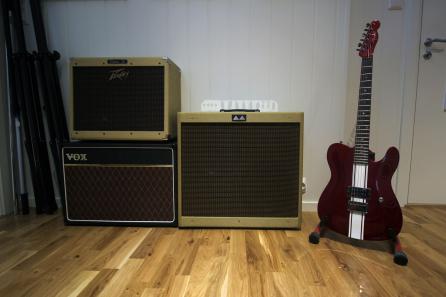 Forsterkere og elektrisk gitar