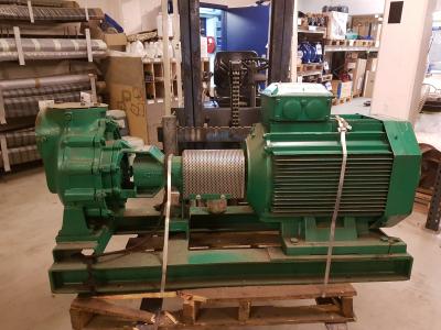 Utleie pumper | Turoteknikk