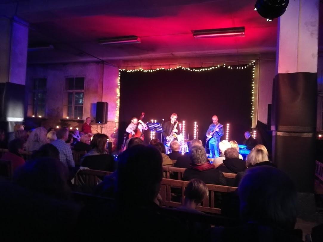 Julekonsert i Mago B