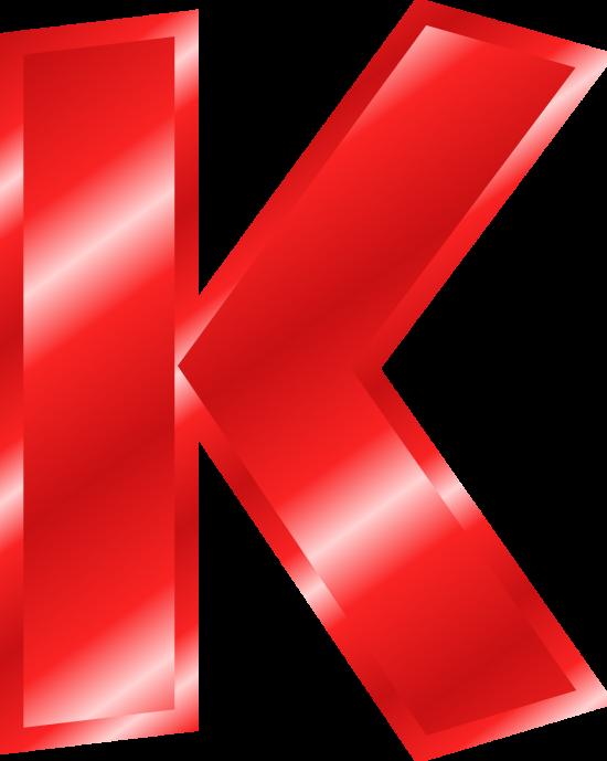En stor K