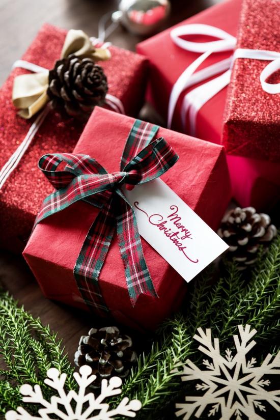 En julegave