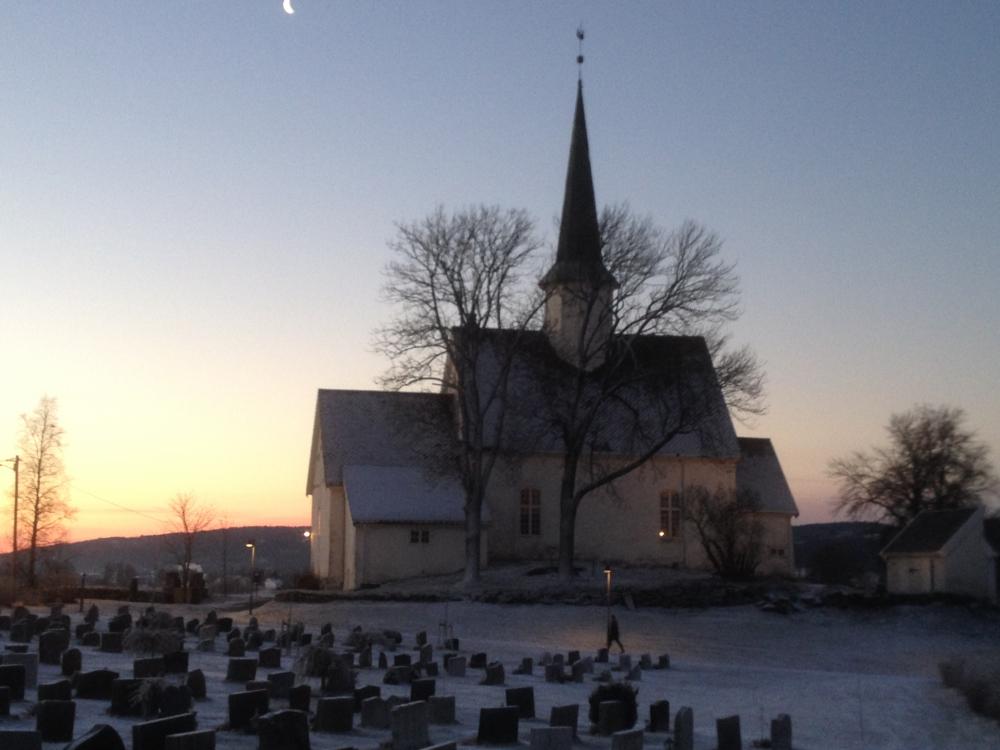 Nannestad kirke