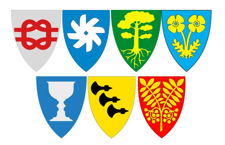 Salten-kommuner