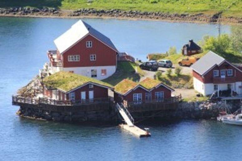 Uteområdet Brygga