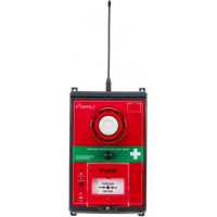 Cygnus CYG2FPIR Fire Call Point Alarm with First Aid Alert and PIR Sensor