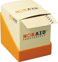 Plaster Noraid nw m/dispenser 34x72mm
