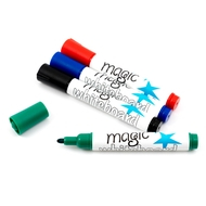 Magic Whiteboard Markers