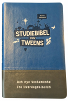 Studiebibel for tweens - BLÅ (BOK)
