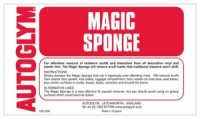 MAGIC SPONGE, 1 stk