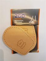 2GO Orthopedic heel