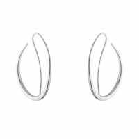 Offspring Earhoop 433B silver