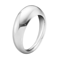 Curve slim ring