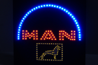Ledplate MAN